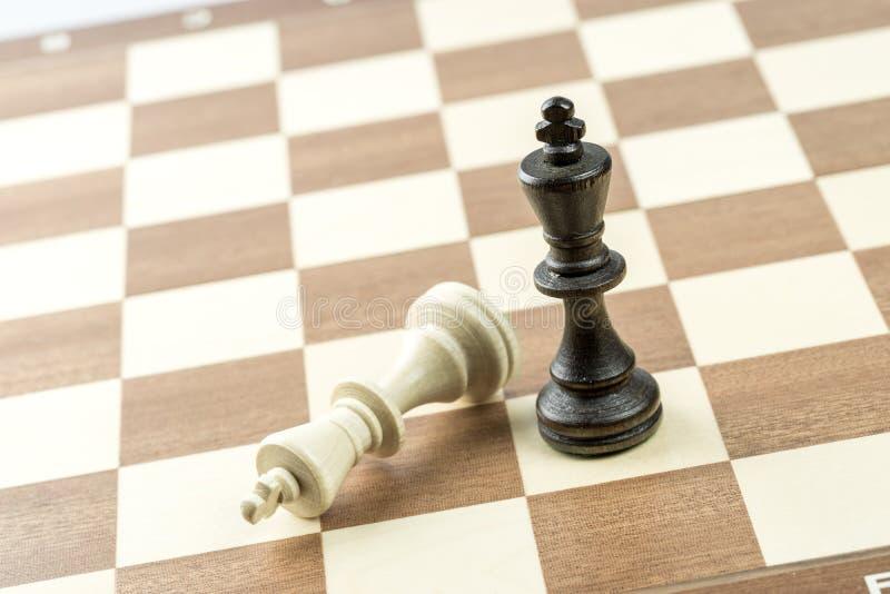 Schaakcijfer, bedrijfsconceptenstrategie, leiding, team en su stock fotografie