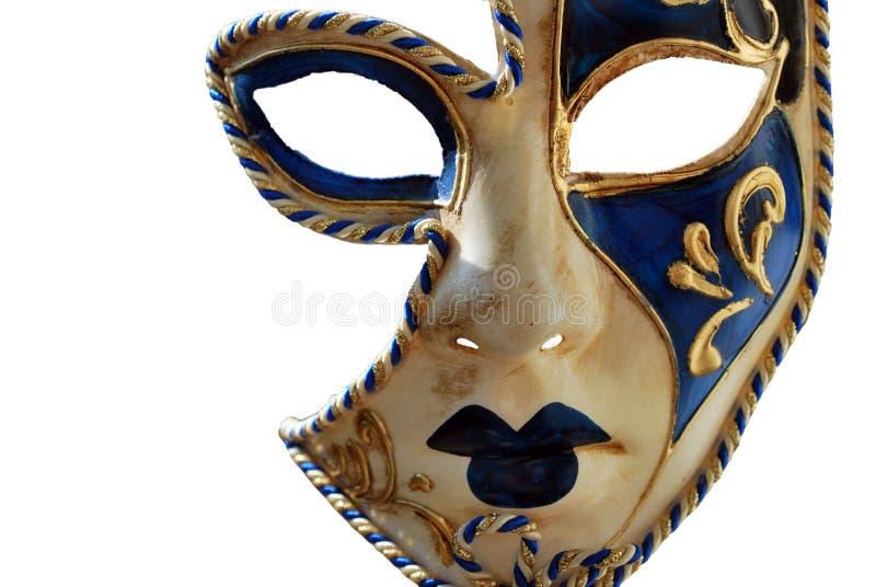 Schablone Venedig-Carneval stockbilder