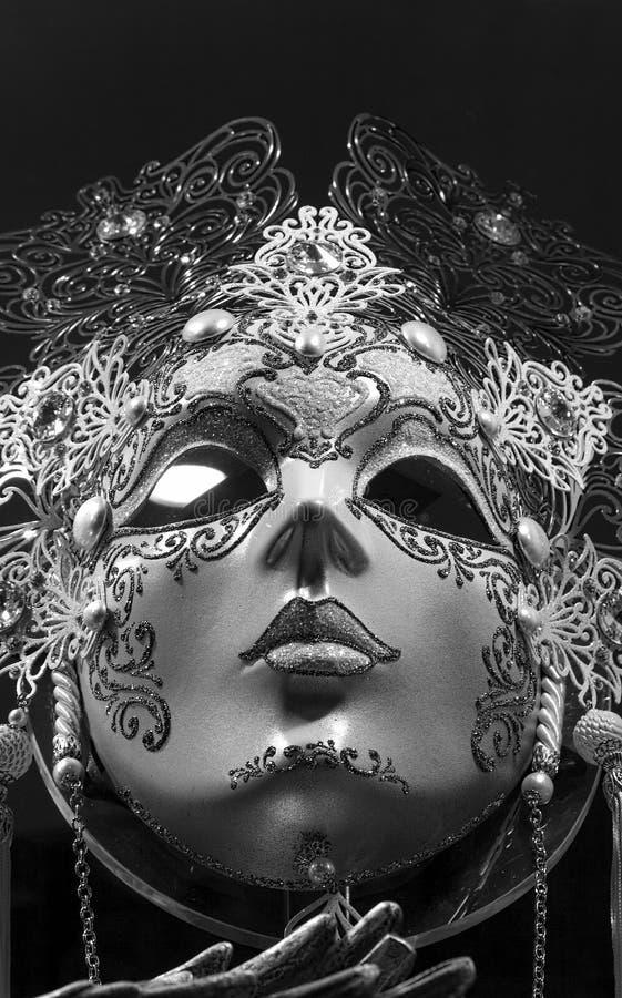 Schablone von Venedig stockbilder