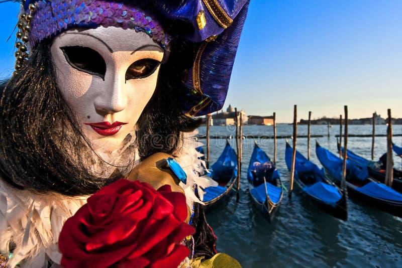 Download Schablonen In Venedig, Italien Stockfoto - Bild von unterhaltung, festival: 12200972