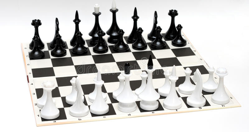 Schach lizenzfreie stockfotografie