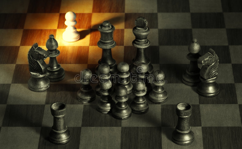 Schach stockfotos