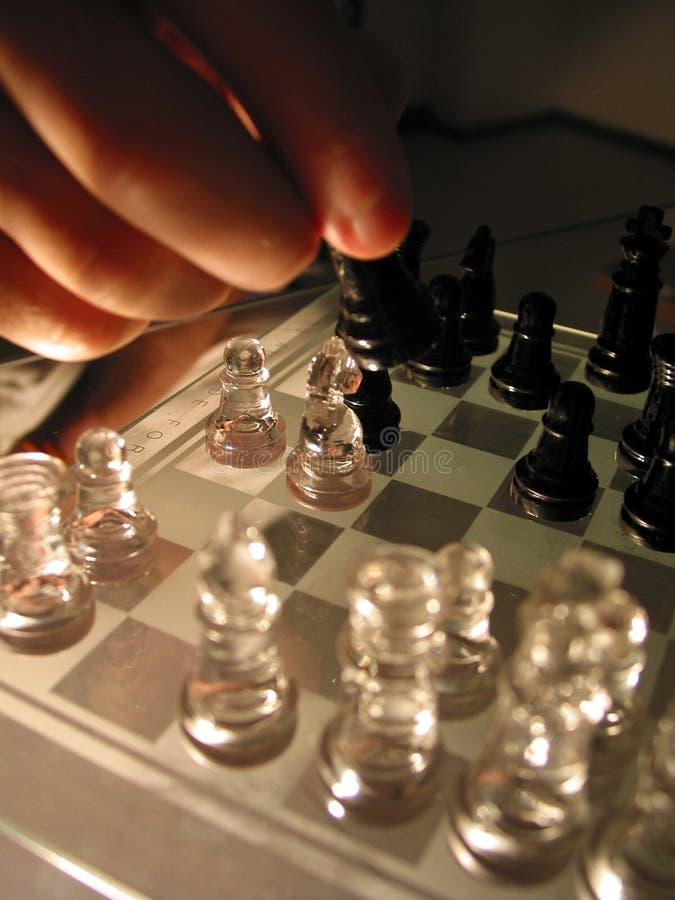 Schach 3 lizenzfreies stockbild