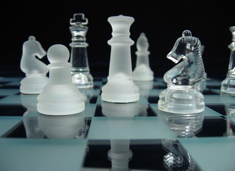 Schach I Lizenzfreie Stockbilder