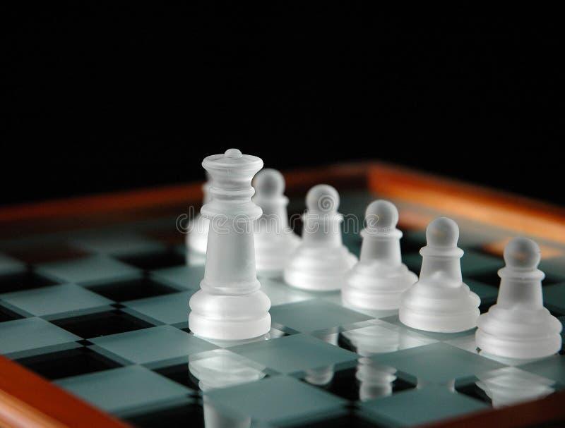 Schach Pieces-21 Stockbild