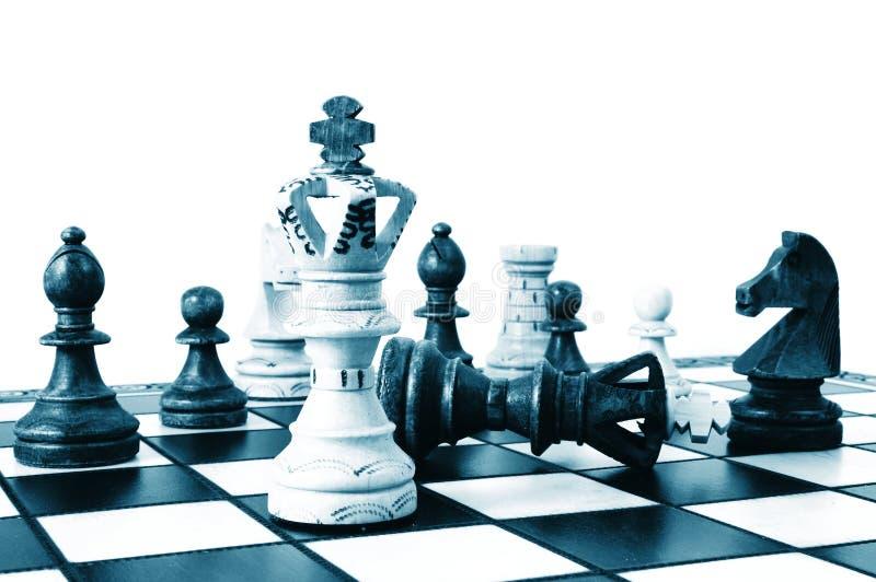 Schachkonkurrenz lizenzfreies stockfoto