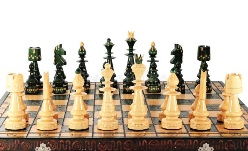 Download Schachspiel stockbild. Bild von pfad, schwarzes, stück - 27729255