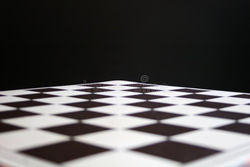 Schachvorstand stockfoto