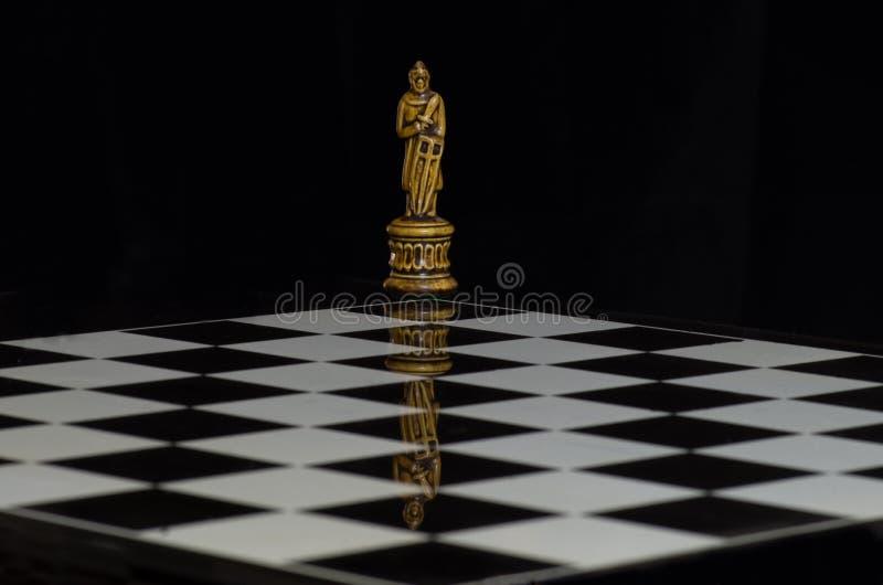 Schack 12 royaltyfri bild