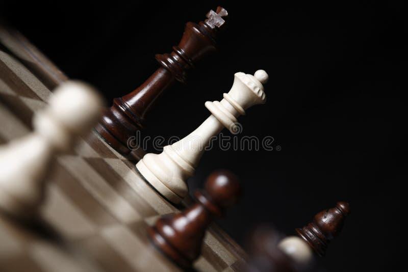 schack arkivbild