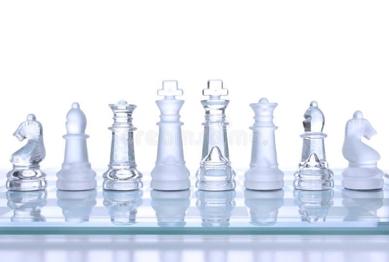 schack royaltyfria bilder