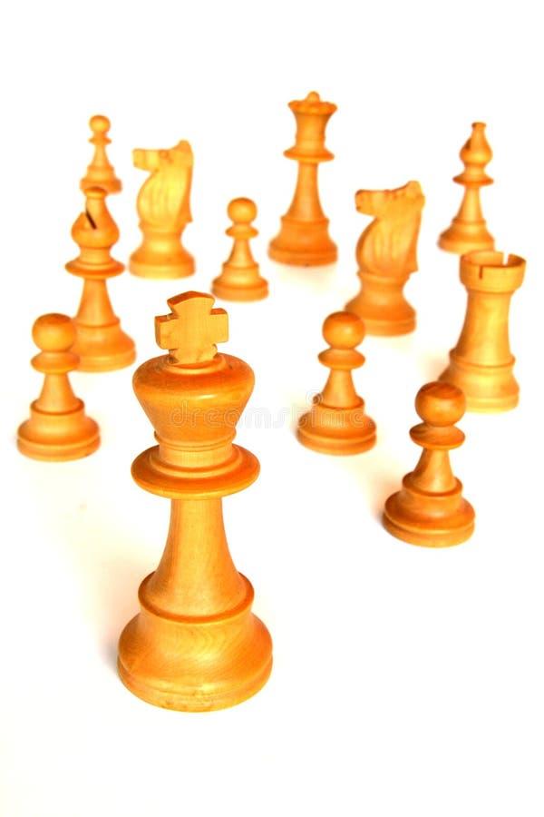 schackfamilj arkivbilder