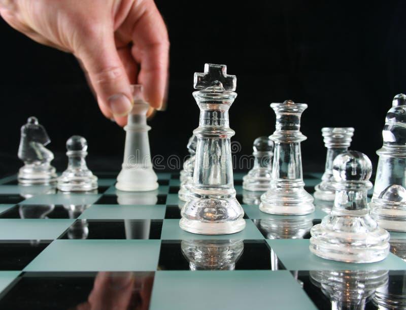schacklastflyttning arkivfoton