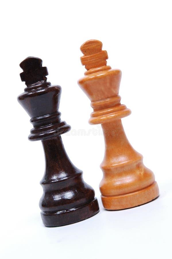 Download Schackstycken fotografering för bildbyråer. Bild av schackmatt - 983271