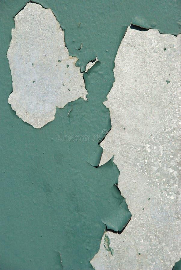 Schalen-Lack und Metall lizenzfreie stockfotografie