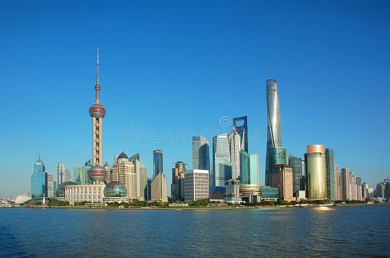 Schang-Hai Cina immagini stock libere da diritti