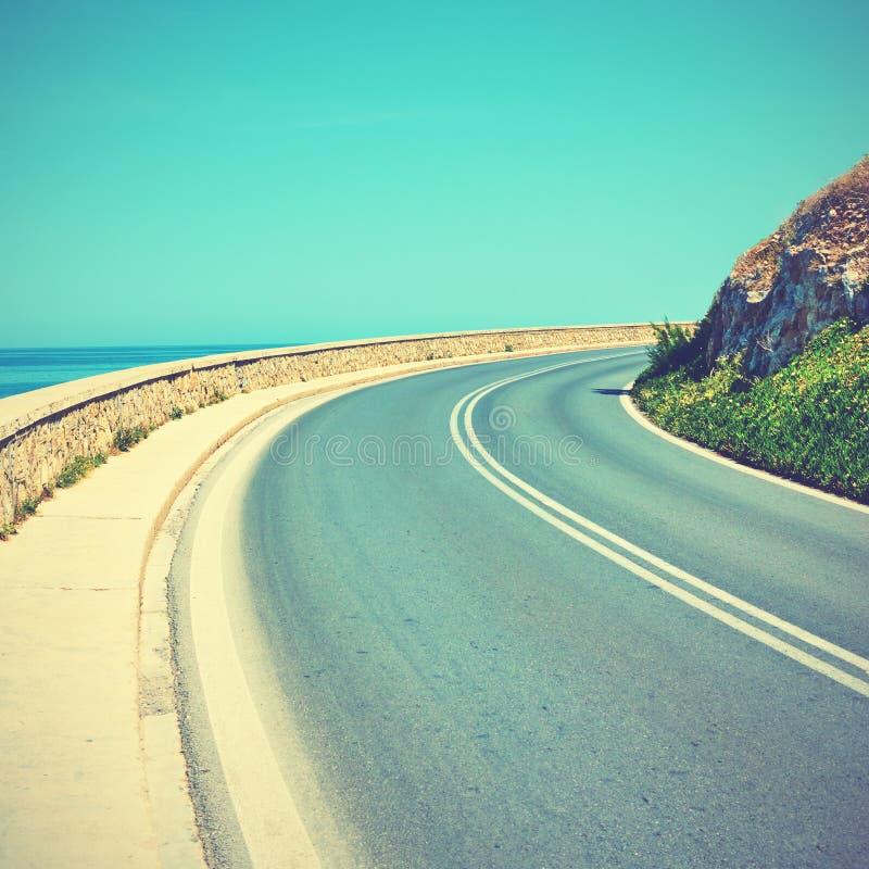 Straße Kurve