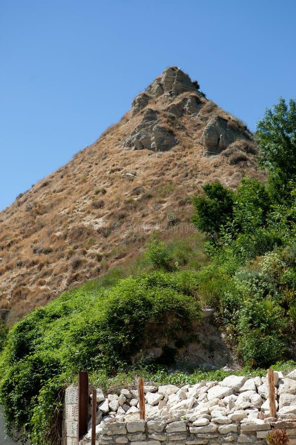 Scharfer Hügel lizenzfreies stockbild