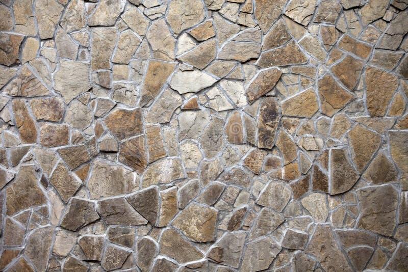Scharfer Steinwandhintergrund stockfoto