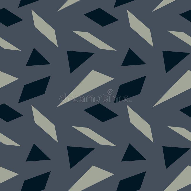 Download Scharfes Glas Bessert Nahtloses Muster Aus Vektor Abbildung - Illustration von auszug, glas: 106802451