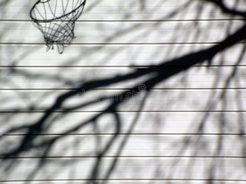 Schatten-Band Stockfoto