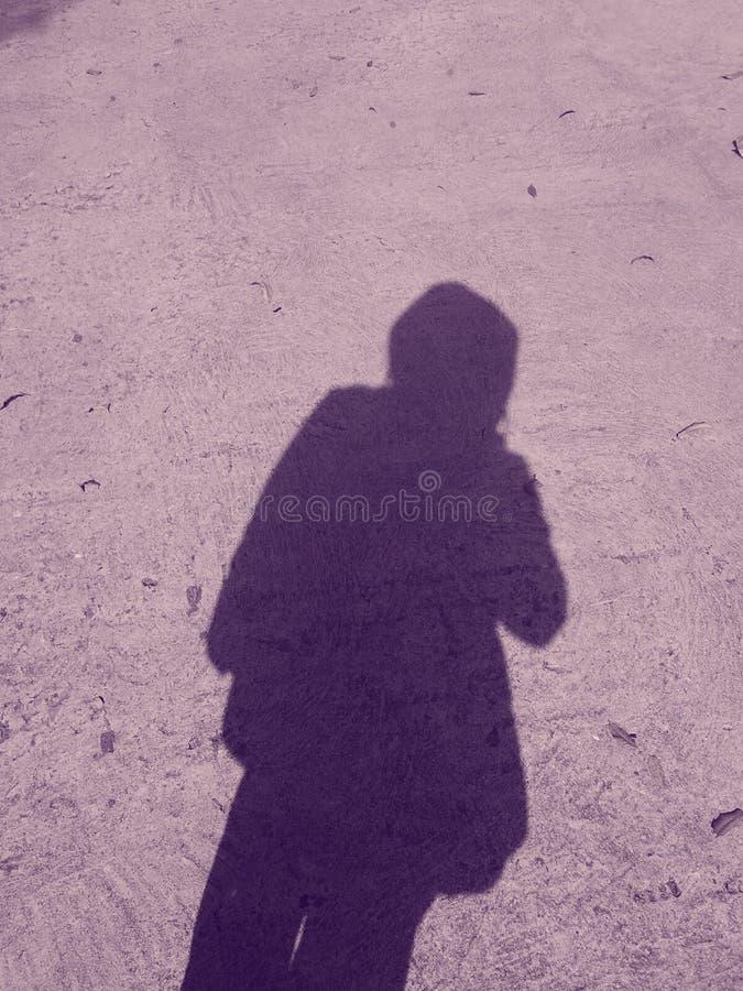 Schatten des Tages lizenzfreie stockfotos