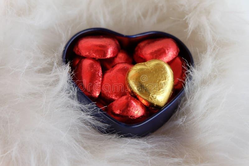 Schatz Valentinstag gitf stockfotos