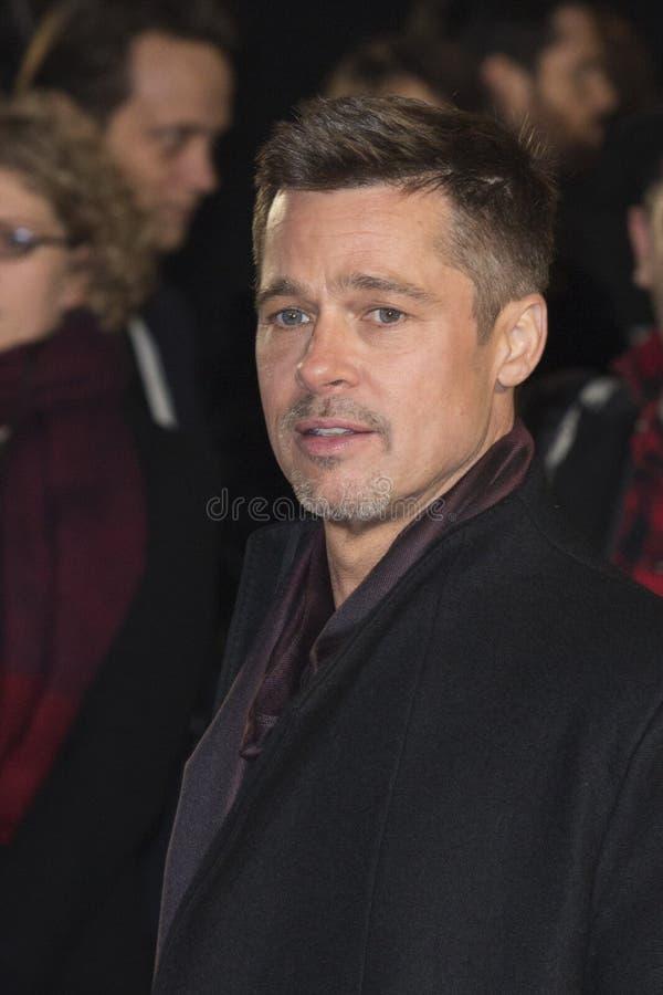 Schauspieler Brad Pitt stockfotos
