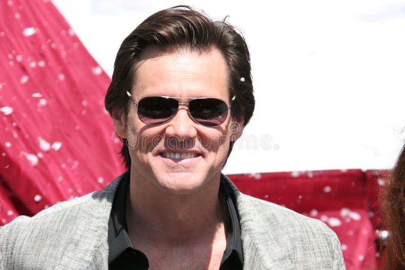 Schauspieler Jim Carrey lizenzfreies stockbild