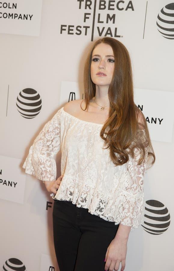Schauspielerin Taylor Rose lizenzfreie stockfotos