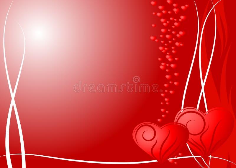 Download Scheda Del Biglietto Di S. Valentino Illustrazione Vettoriale - Illustrazione di celebrazione, vettore: 3875074