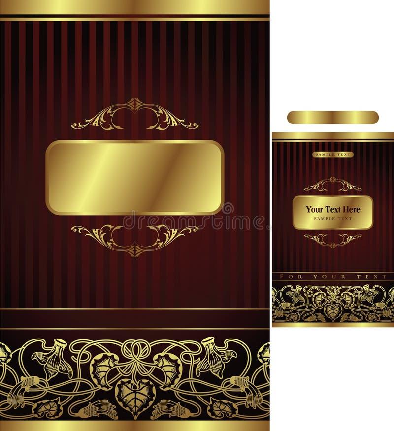 Scheda del regalo royalty illustrazione gratis