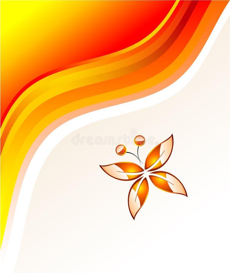 Download Scheda Di Concetto Di Buttefly Del Foglio Illustrazione Vettoriale - Illustrazione di ecologia, isolato: 7309673