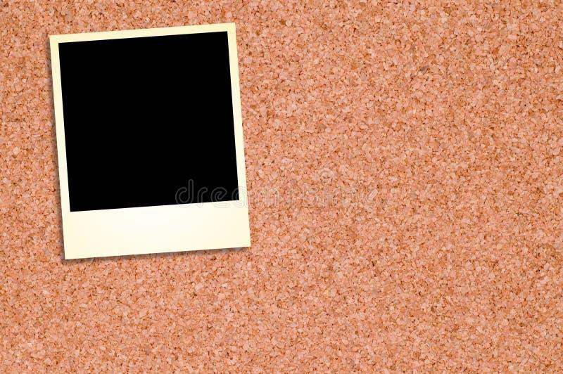 Scheda di messaggio fotografia stock libera da diritti