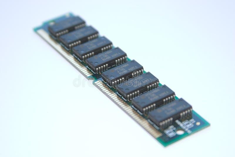 Scheda Di RAM Immagine Stock