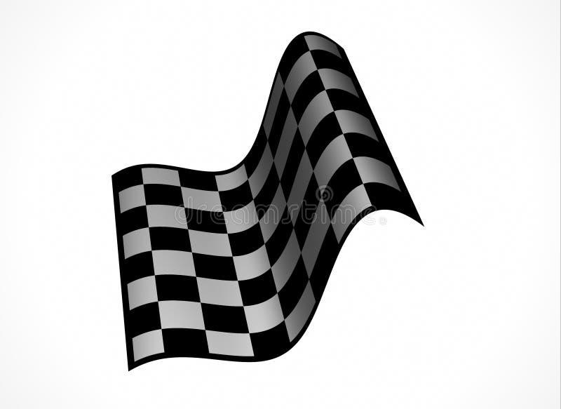 scheda di scacchi 3D fotografia stock libera da diritti