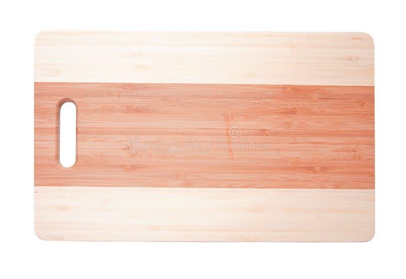 Scheda di taglio di legno, immagini stock libere da diritti