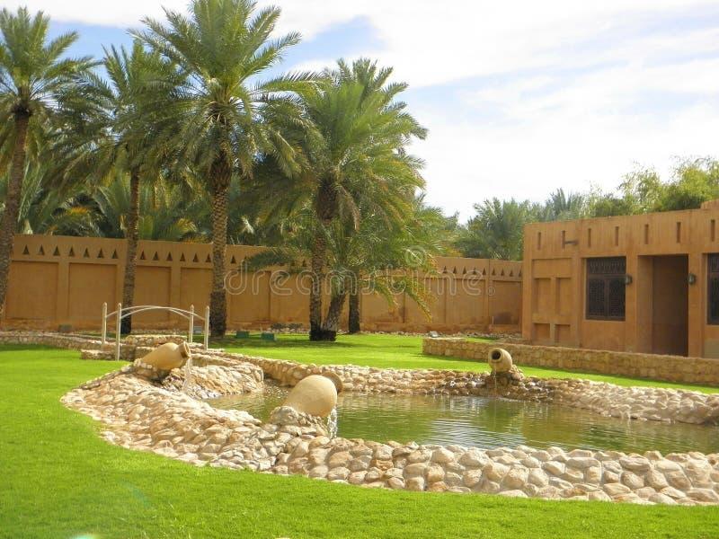 Scheiche ` Bad, UAE lizenzfreie stockfotos