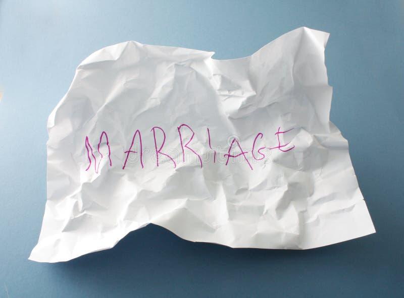 Scheidung lizenzfreie stockbilder