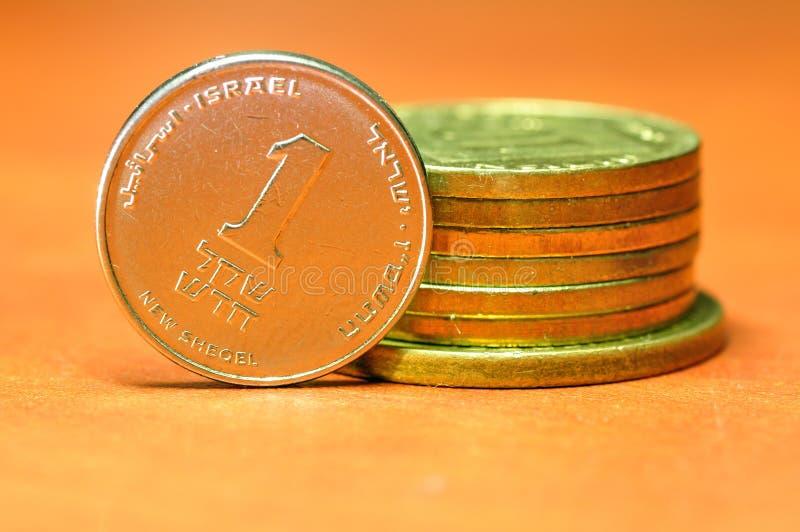 Schekel. lizenzfreie stockfotos