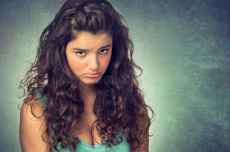 Schellfisch-Mädchen lizenzfreie stockfotografie