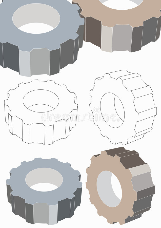Download Schema illustrazione vettoriale. Illustrazione di schema - 7310297