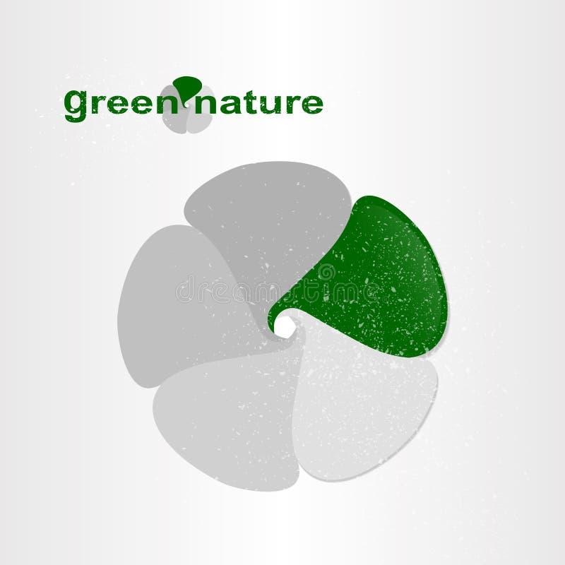 Schema della natura illustrazione vettoriale