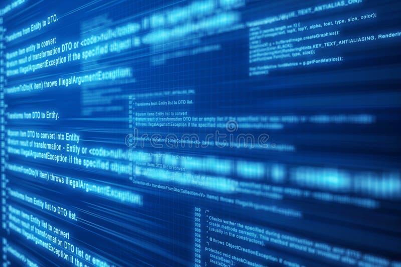 Schermo di codice macchina