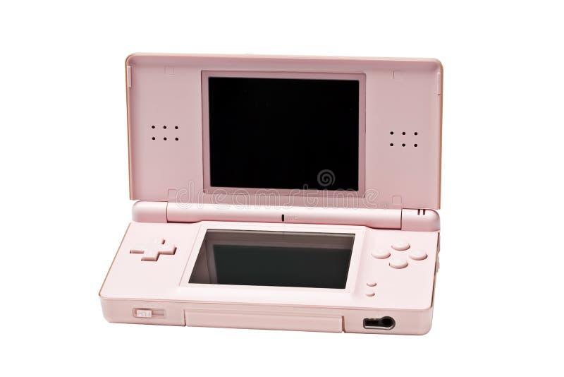 Schermo doppio della Nintendo (NDS) immagine stock
