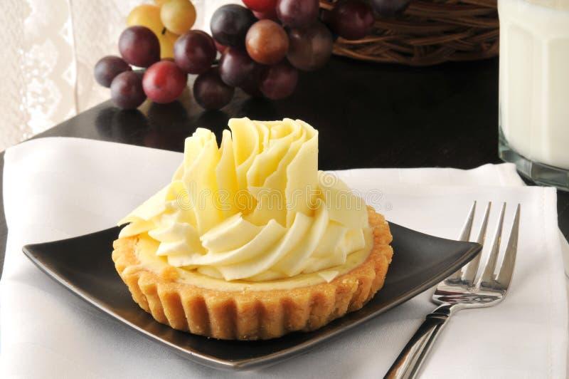Scherp dessert royalty-vrije stock foto