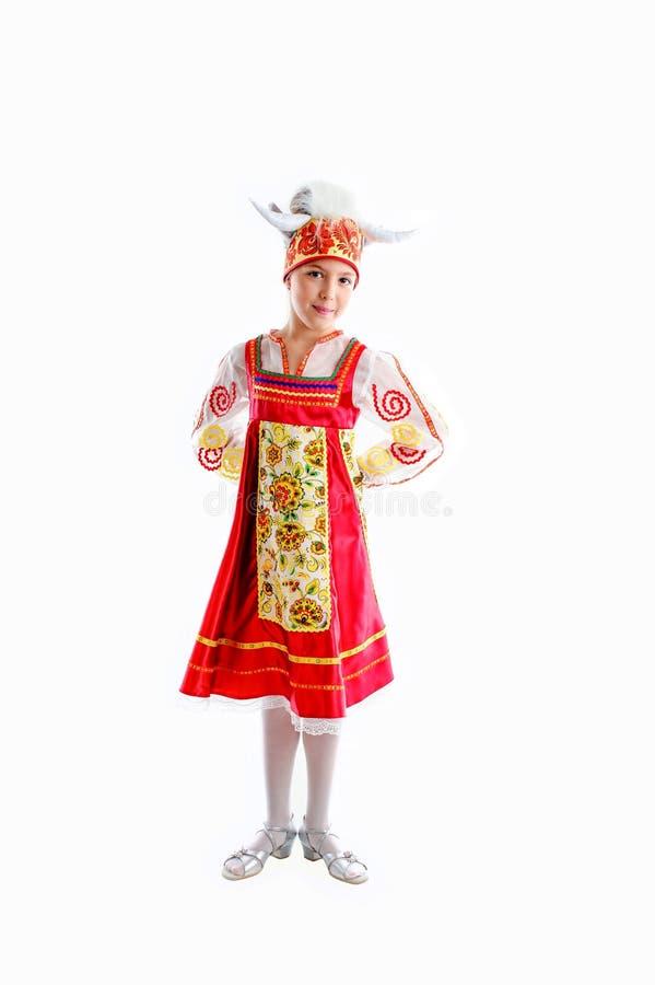Scherza il costume di carnevale fotografie stock