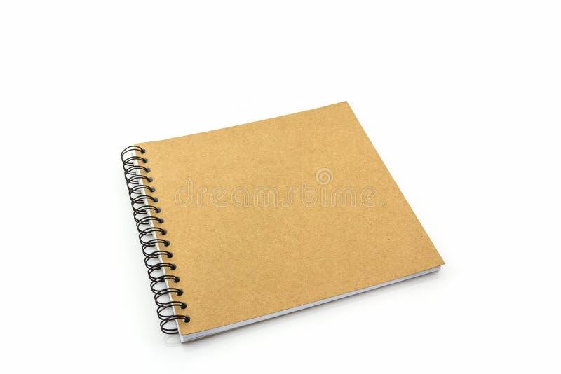 Schetsboek royalty-vrije stock afbeelding