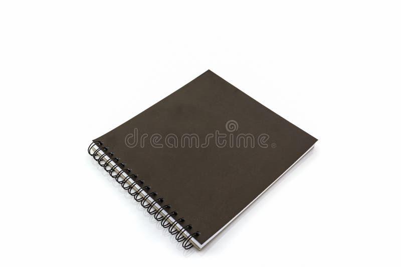 Schetsboek royalty-vrije stock fotografie