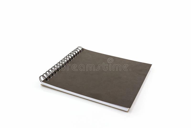 Schetsboek stock fotografie